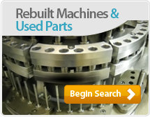 Rebuilt Machines and Used Parts