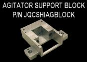 Agitator Support Block