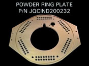 Powder Ring Plate