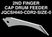 2ND FINGER CAP DRUM FINGER